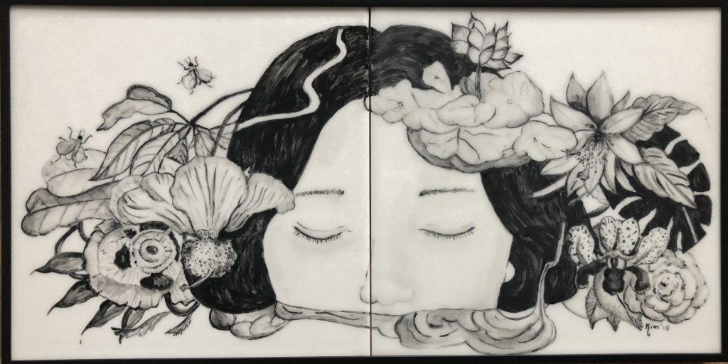 Botanic girl