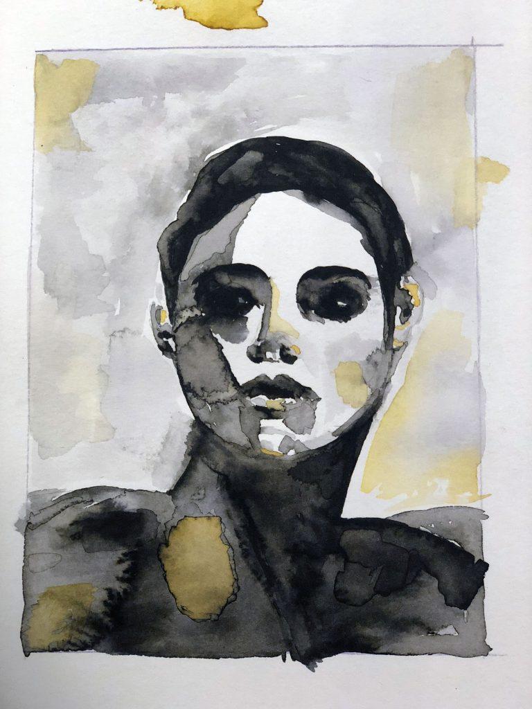Woman Gold