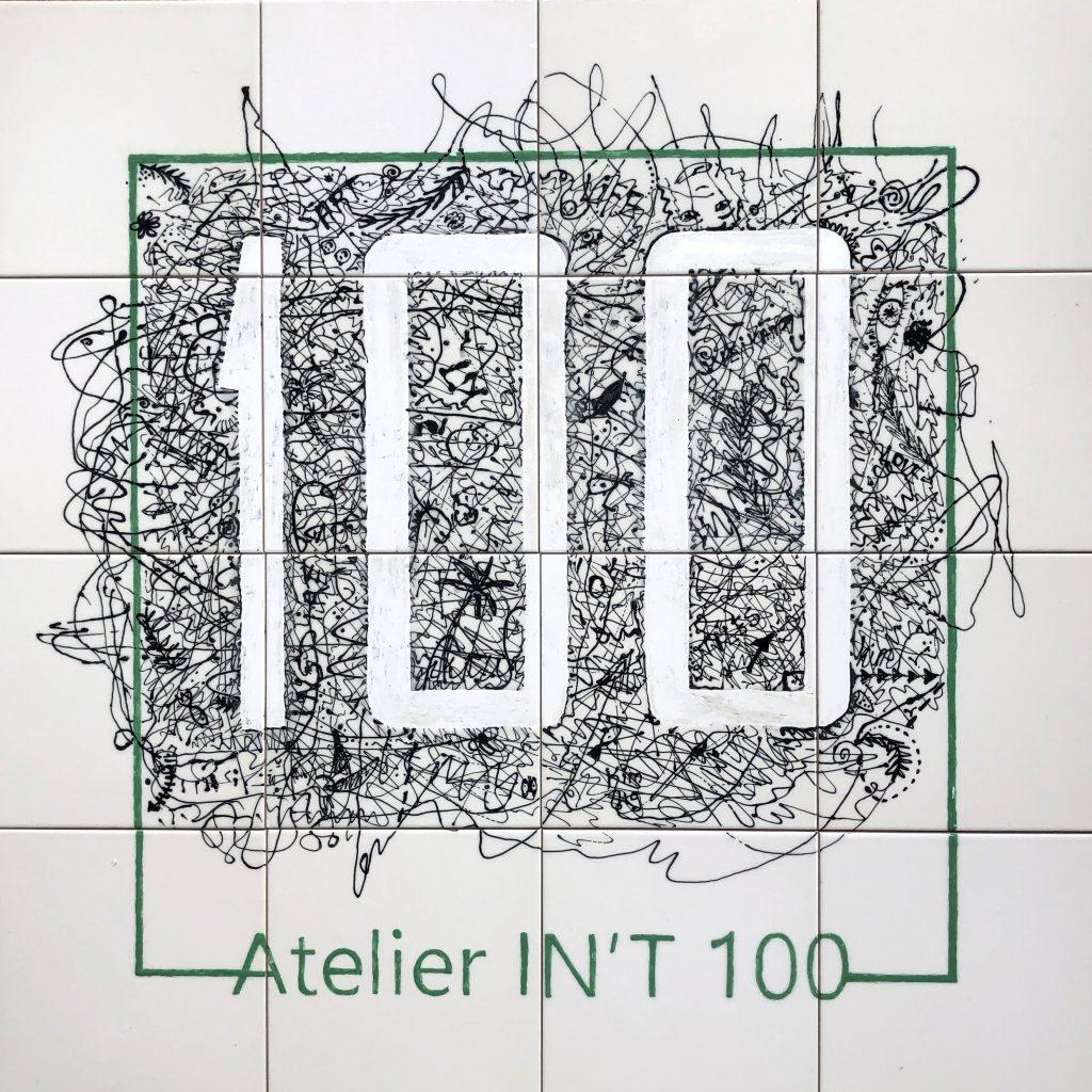 Logo IN'T100