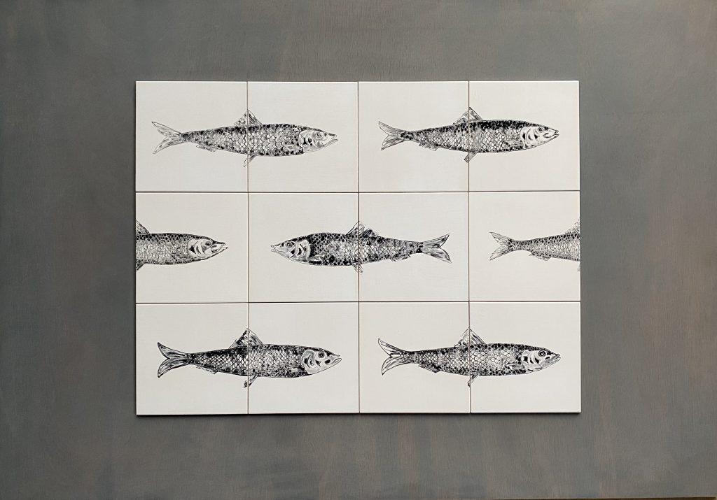 Fish-headed